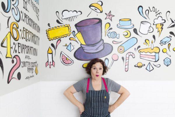 Rebecca Becky Masson Fluff Bake Bar