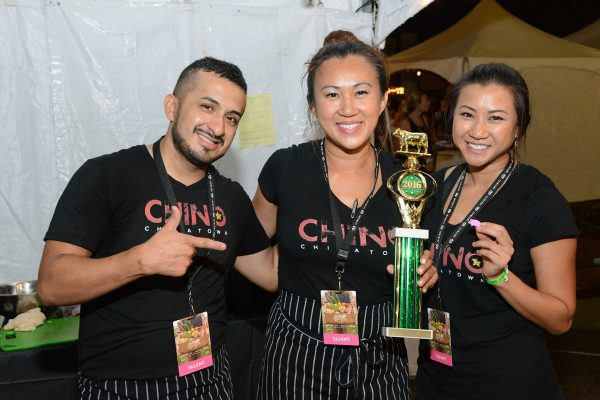 Chef Uno wins Street Food Night Market 2016!